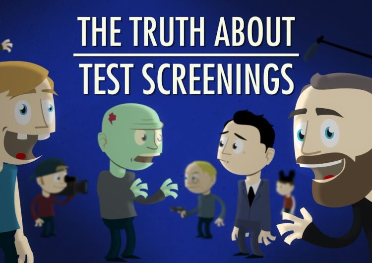 Cine Short: The Truth About Test Screenings